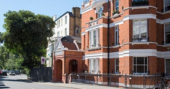Prince Edward Mansions <br> W2