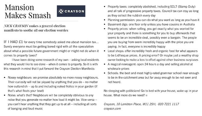 Crayson: PrimeResi Oct 2014